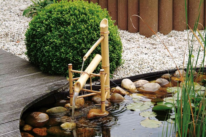 de shishi odoshi een mooi japans waterornament in uw tuin. Black Bedroom Furniture Sets. Home Design Ideas