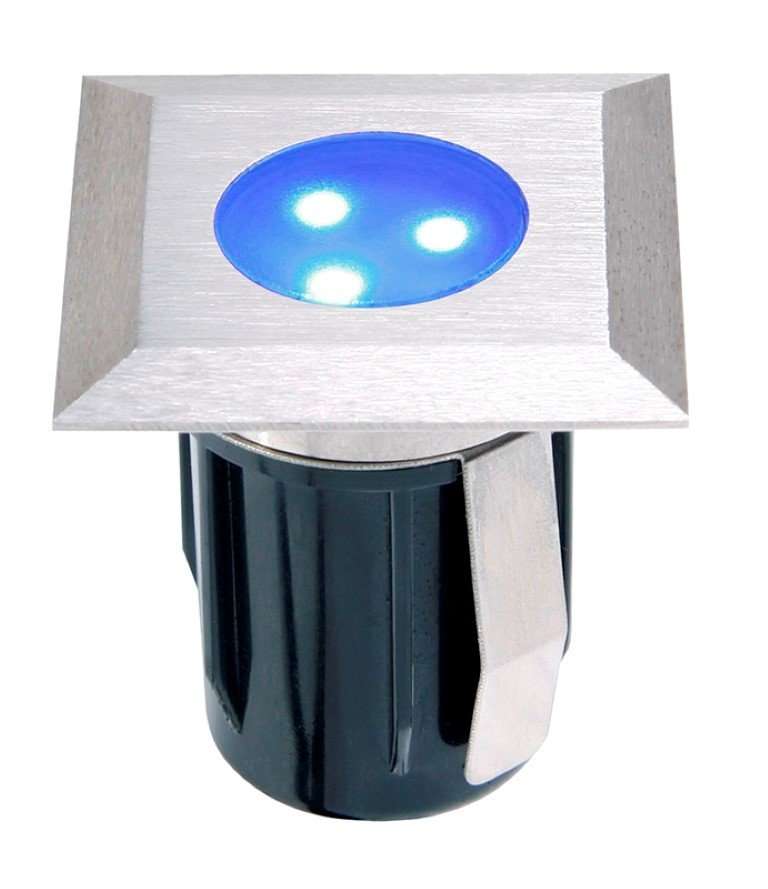 GARDEN LIGHTS ATRIA INBOUWSPOT BLAUWE LED
