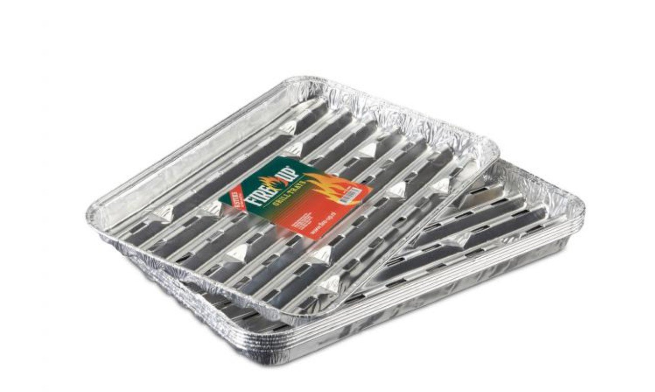 FIRE UP GRILL TRAY 6 ST