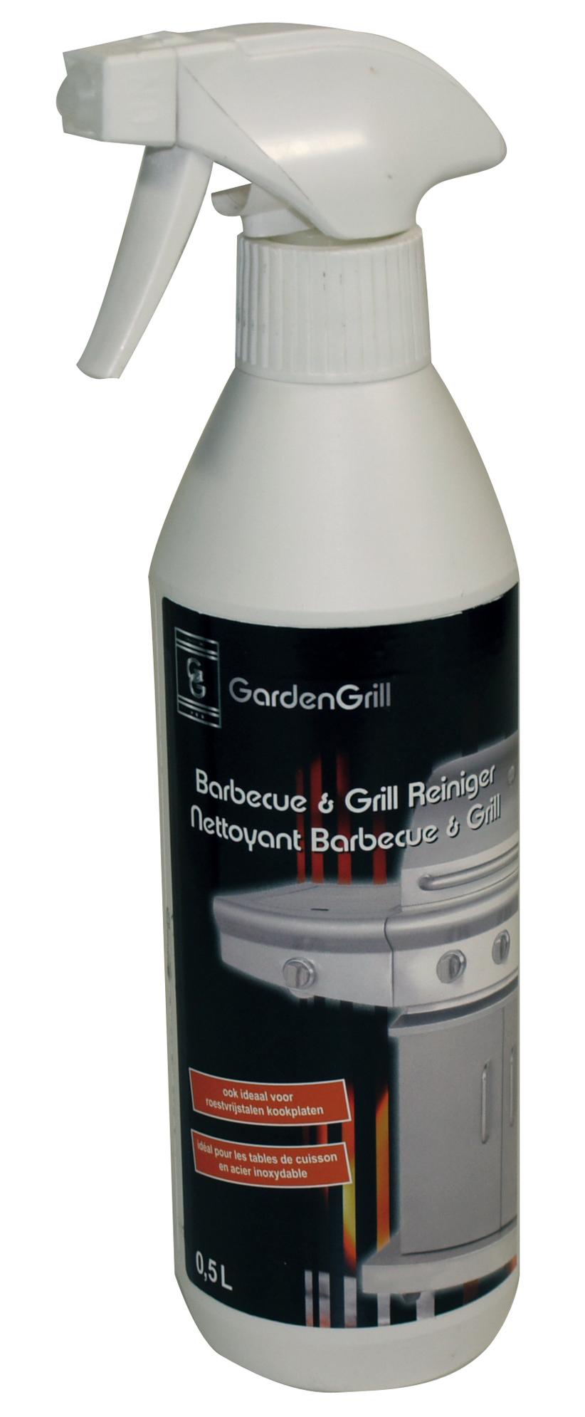 GARDEN GRILL BBQ EN GRILLREINIGER