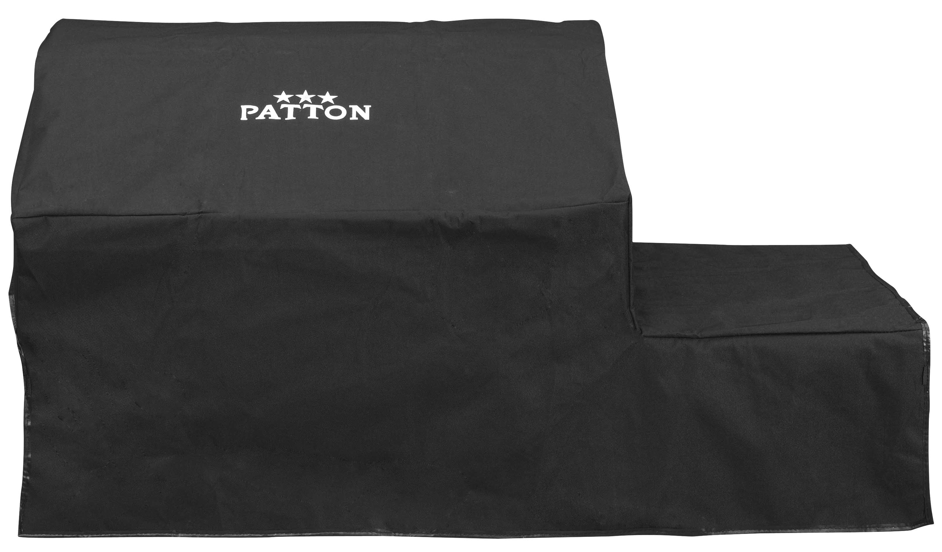 COVER PATTON PATRON BUILD IN 4+