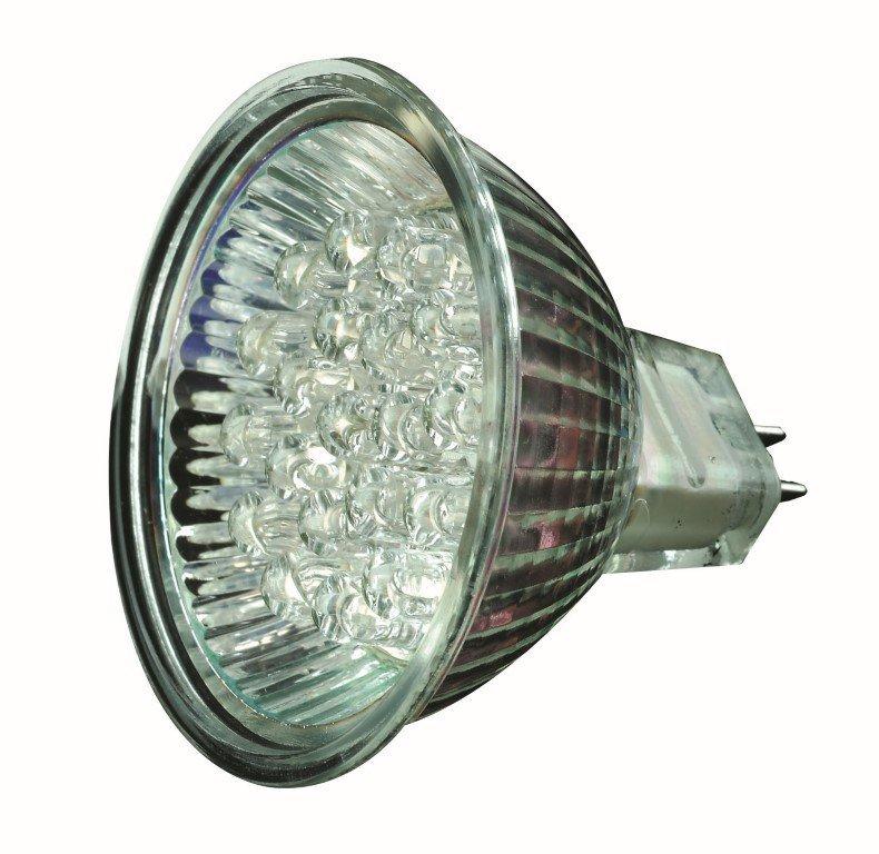 GARDEN LIGHTS LED MR16 20 x WARM WIT 2 WATT GU 5.3