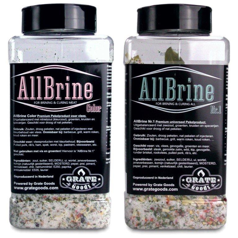 GRATE GOODS 2 ALLBRINE COMBO DEAL 800 GR