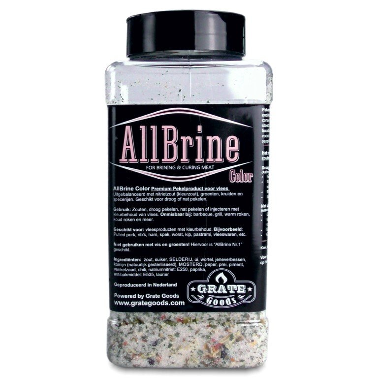 GRATE GOODS ALLBRINE COLOR 800 GR