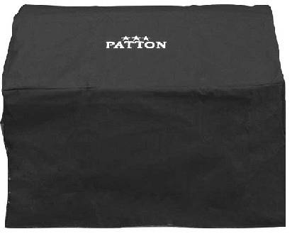 COVER PATTON PATRON BUILD IN 4