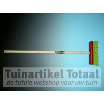 KINDERBEZEM ROOD  WWW.TUINARTIKELTOTAAL.NL