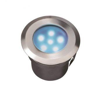 GARDEN LIGHTS SIRIUS INBOUWSPOT BLAUWE LED  WWW.TUINARTIKELTOTAAL.NL