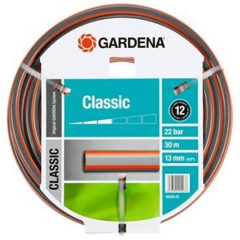 """GARDENA CLASSIC SLANG 1/2"""" (13 mm) 30 M  WWW.TUINARTIKELTOTAAL.NL"""