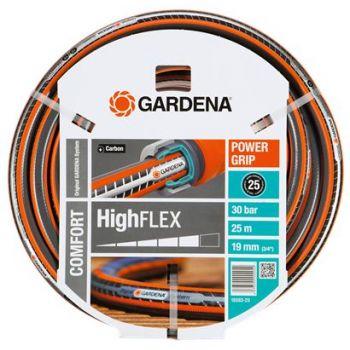 """GARDENA COMFORT HIGHFLEX SLANG 3/4"""" (19 mm) 25 M    WWW.TUINARTIKELTOTAAL.NL"""