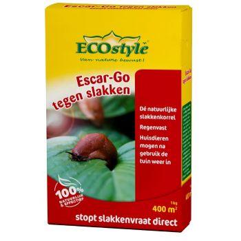 ECOSTYLE ESCAR GO 1 KG  WWW.TUINARTIKELTOTAAL.NL