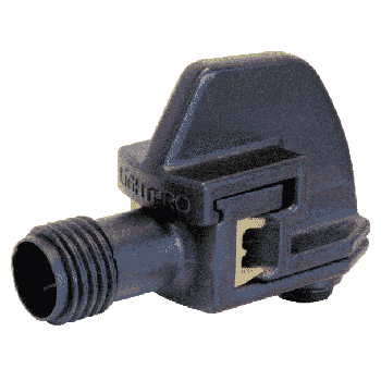 LIGHTPRO CONNECTOR TYPE F  WWW.TUINARTIKELTOTAAL.NL
