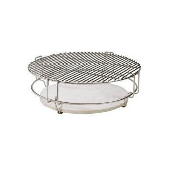 "PATTON MULTI COOKING SYSTEM KAMADO 23,5""  WWW.TUINARTIKELTOTAAL.NL"