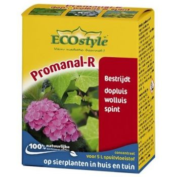 ECOSTYLE PROMANAL R CONCENTRAAT 50 ML  WWW.TUINARTIKELTOTAAL.NL
