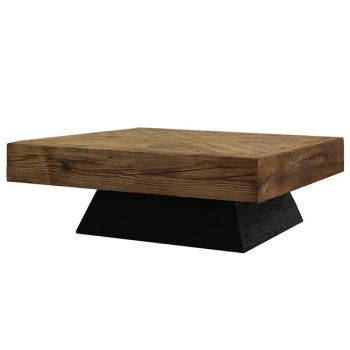 Salontafel Visgraat Reclaimed Wood