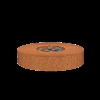 Vuurtafel Forno Cortenstaal Rond