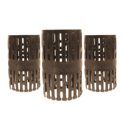 Boomstambeschermer TreeProtect Bruin - 3 stuks kopen bij Tuinartikel Totaal
