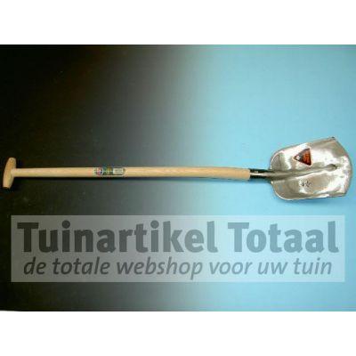 STEEKBATS RB1/4 000 MET GEBOGEN STEEL 95 CM  WWW.TUINARTIKELTOTAAL.NL