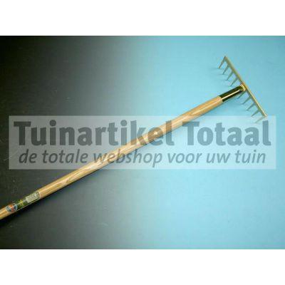 TUINHARK ATLAS 10 TANDS RECHT  WWW.TUINARTIKELTOTAAL.NL