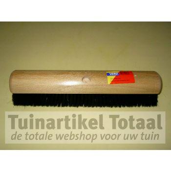 VERO ZAALVEGER ZWART 1740 40 CM  WWW.TUINARTIKELTOTAAL.NL
