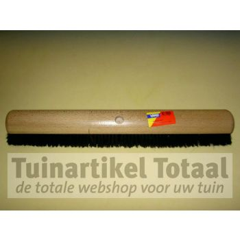 VERO ZAALVEGER ZWART 1750 50 CM  WWW.TUINARTIKELTOTAAL.NL