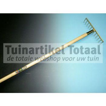 TUINHARK ATLAS 12 TANDS RECHT  WWW.TUINARTIKELTOTAAL.NL