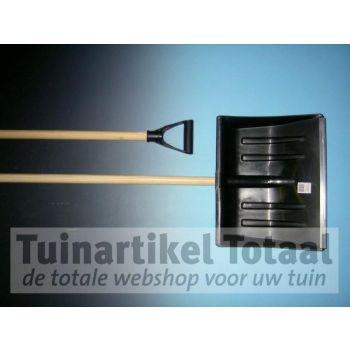 SNEEUWSCHUIVER KUNSTSTOF 40 CM  WWW.TUINARTIKELTOTAAL.NL