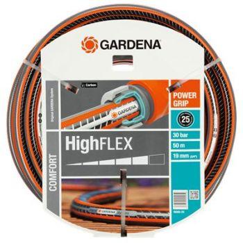 """GARDENA COMFORT HIGHFLEX SLANG 3/4"""" (19 mm) 50 M    WWW.TUINARTIKELTOTAAL.NL"""