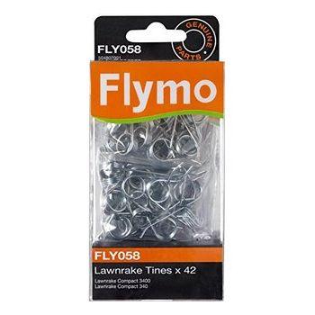 FLYMO ACCESSOIRES FLY058 METALEN VEREN  WWW.TUINARTIKELTOTAAL.NL