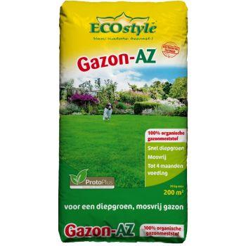 ECOSTYLE GAZON-AZ 20 KG  WWW.TUINARTIKELTOTAAL.NL