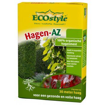 ECOSTYLE HAGEN AZ 2 KG  WWW.TUINARTIKELTOTAAL.NL