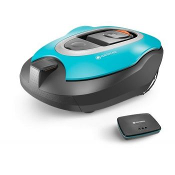 GARDENA ROBOTMAAIER smart SILENO 1000 set   WWW.TUINARTIKELTOTAAL.NL