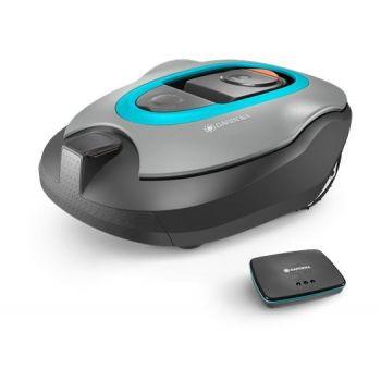 GARDENA ROBOTMAAIER smart SILENO+ 1300 set  WWW.TUINARTIKELTOTAAL.NL