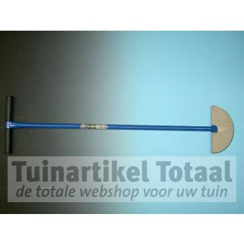GRASKANTENSTEKER GESMEED MET STALEN STEEL  WWW.TUINARTIKELTOTAAL.NL