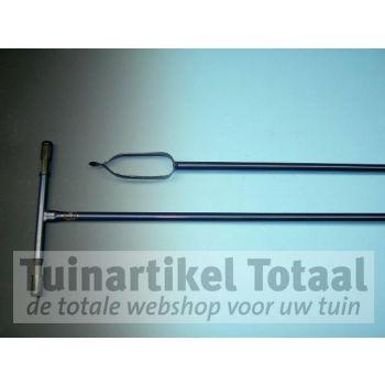 GRONDBOOR GESMEED 7,5 CM  WWW.TUINARTIKELTOTAAL.NL