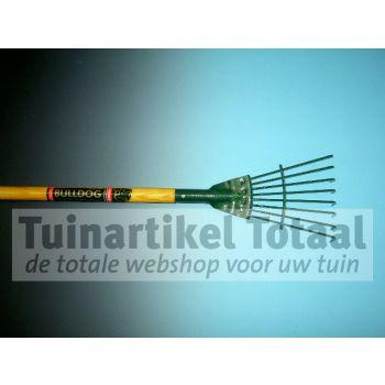 BLADHARK BULLDOG 8 TANDS  WWW.TUINARTIKELTOTAAL.NL