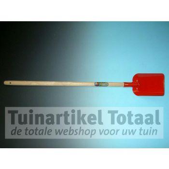 KINDERSCHOPJE ROOD  WWW.TUINARTIKELTOTAAL.NL
