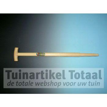 SPADESTEEL INGEFREESD 75 CM  WWW.TUINARTIKELTOTAAL.NL