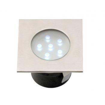 GARDEN LIGHTS BREVA INBOUWSPOT WITTE LED  WWW.TUINARTIKELTOTAAL.NL