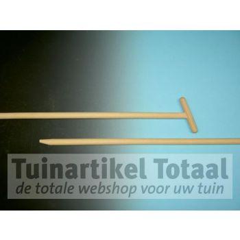 SCHOFFELSTEEL 160 X 3,3 CM  WWW.TUINARTIKELTOTAAL.NL