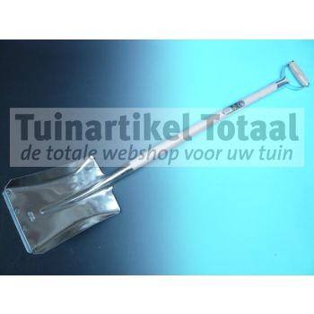 BALLASTSCHOP ALUMINIUM MET STRIP  WWW.TUINARTIKELTOTAAL.NL