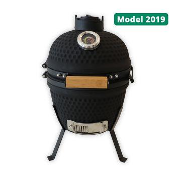 Patton Kamado Classic Matzwart 13 Inch, model 2019