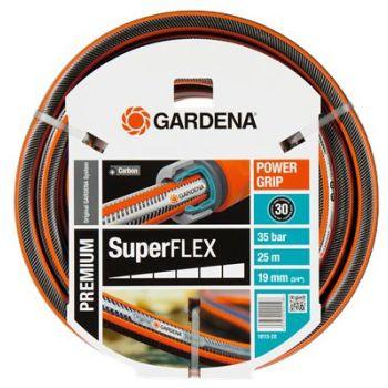 "GARDENA PREMIUM SUPERFLEX SLANG 3/4"" (19 mm) 25 M     WWW.TUINARTIKELTOTAAL.NL"