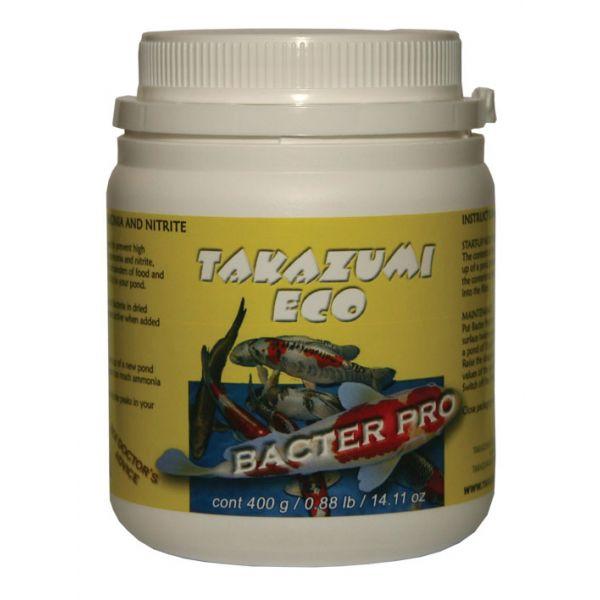 TAKAZUMI BACTER PRO 400 GRAM  WWW.TUINARTIKELTOTAAL.NL