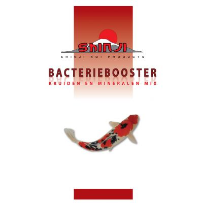 SHINJI BACTERIE BOOSTER 500 ML  WWW.TUINARTIKELTOTAAL.NL