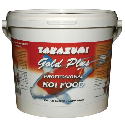TAKAZUMI GOLD PLUS 2500 GRAM  WWW.TUINARTIKELTOTAAL.NL