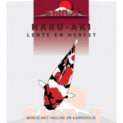 SHINJI HARU-AKI LENTE EN HERFST VOER 5000 GRAM  WWW.TUINARTIKELTOTAAL.NL