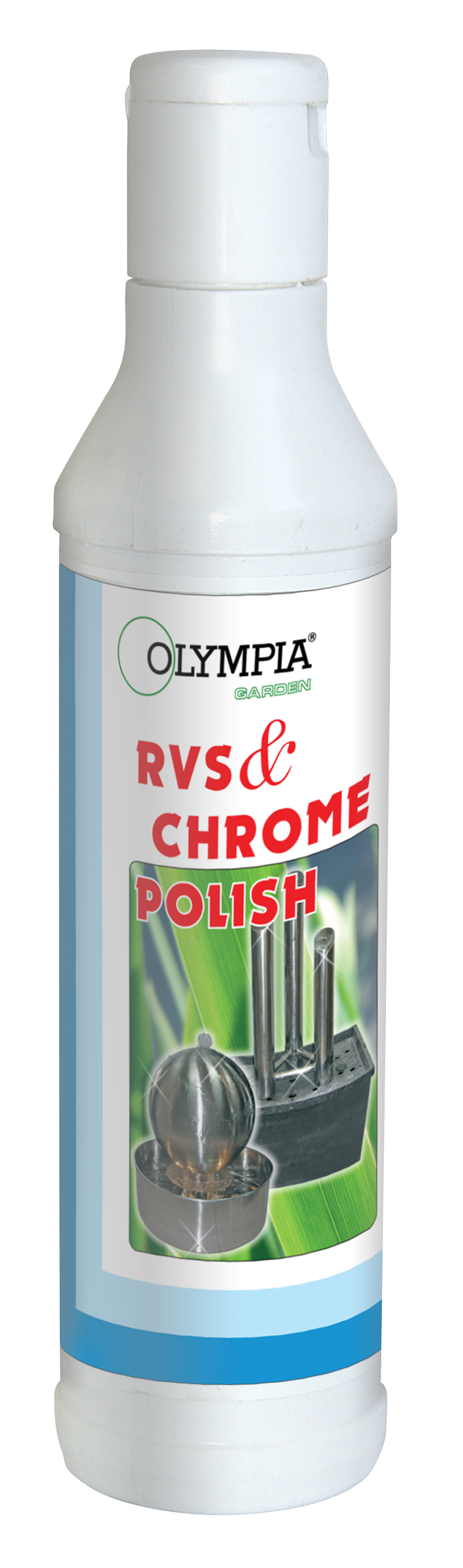 OLYMPIA RVS & CHROME POLISH