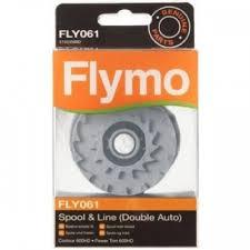 FLYMO ACCESSOIRES FLY061 DUBBELE DRAADSPOEL