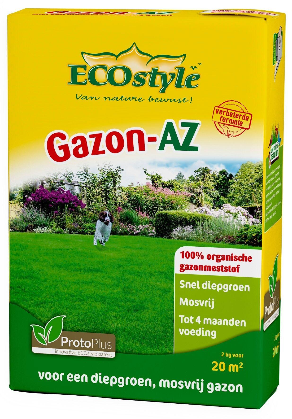 ECOSTYLE GAZON-AZ 2 KG