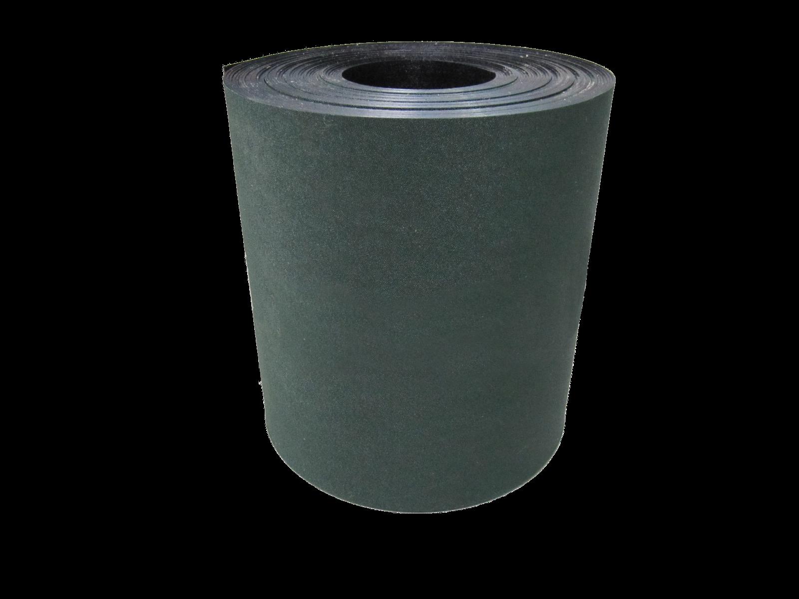 Gietrand Groen/Zwart 25 m¹ per rol - Bevorder groei jonge aanplant